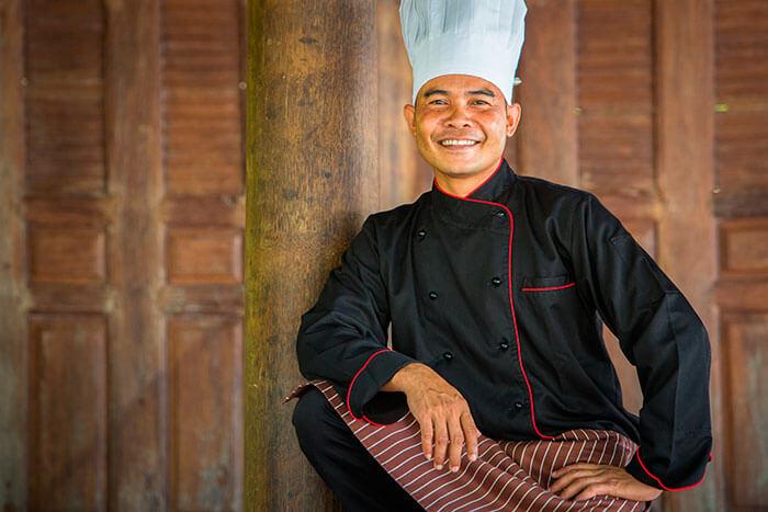Chef Seree