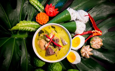 Thai dishes at Villa Kalyana that will make your mouth water