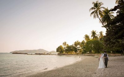 Your wedding day at Villa Kalyana